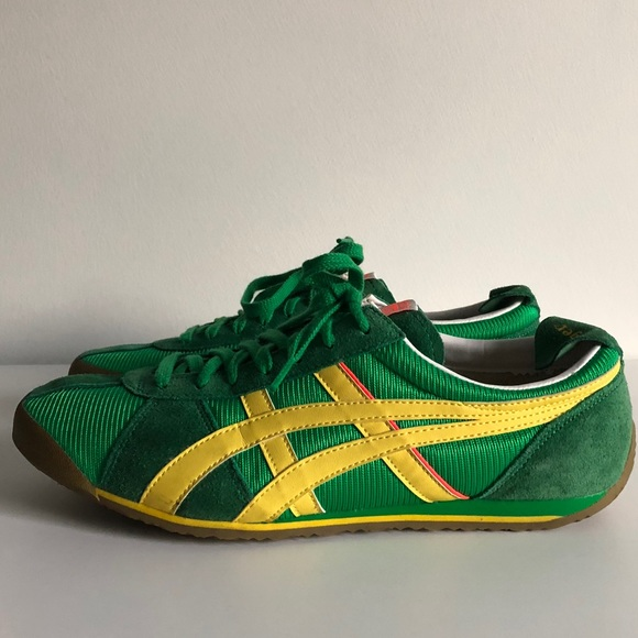 newest 8e3fe 96a49 Men's Onitsuka Tiger Fencing LA Sneaker 9.5